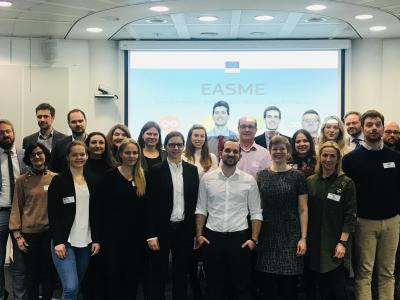 Innosup kick off meeting in Brussels