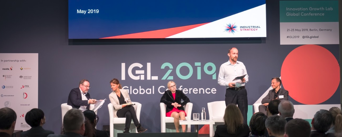 Panel at IGL2019