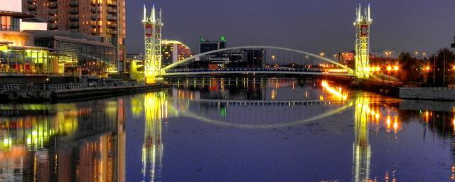 Manchester city - Image copyright David Dixon